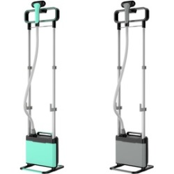Steam and Go SAG-48 Professional 1800W Garment Steamer with LED Touch Screen