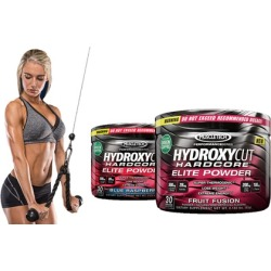 30-Day Supply of Hydroxycut Hardcore Elite Weight-Loss Supplement (1- or 2-Pack)