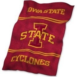 Logo Brands 156-27 Iowa State UltraSoft Blanket