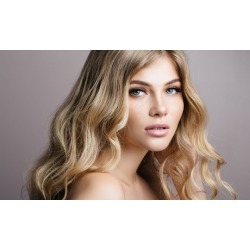 Demi-Permanent Color with Style or Permanent Color with a Trim at Allure Hair and Makeup Studio (Up to 35% Off)