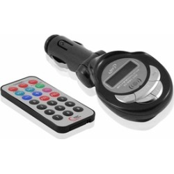 Wireless MP3 Player/Fm Transmitter for Car