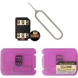 RSIM 12plus R-SIM Nano Unlock Card Fits iPhone X/8/7/6/6S/5S/ 4G iOS 10