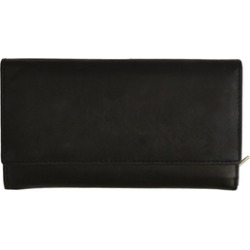 AFONiE All You Can Carry Leather Women Wallet
