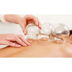 Consultation, Exam, and Cupping or Acupuncture