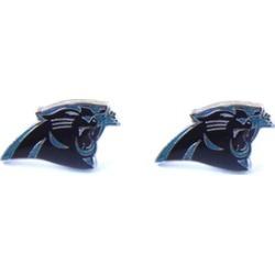 NFL Carolina Panthers Post Stud Logo Earring Set