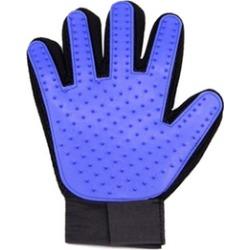 Pet Grooming Glove Dog Cat Massage Gloves De-Shedding Brush Glove
