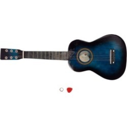 25 Inch Acoustic Guitar Musical Instruments with Pick and String