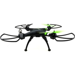 TechComm Eagle RC Quadcopter Drone with Wi-Fi Camera