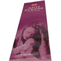 Hem Incense Sticks 120 pcs Anti Stress Hand Rolled for Aromatherapy