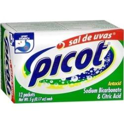 Antacid Effervescent Powder Sodium Bicarbonate - Citric Acid 12 ea