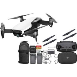DJI Mavic Air Drone with 4K Camera and Backpack Bundle