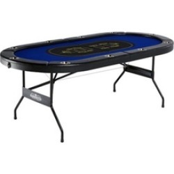 10-Player Poker Table