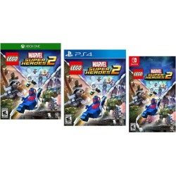 LEGO Marvel Super Heroes 2 for PS4, Nintendo Switch, or Xbox One