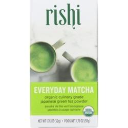 EVERYDAY MATCHA GREEN TEA POWDER ( 6 - 1.76 OZ )
