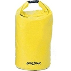 Kwik Tek WB-7 Dry Pak Roll Top Dry Gear Bag 12.5 x 28 Inch Yellow