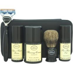 The Art of Shaving Travel Kit - Unscented Men 7 Pc Kit