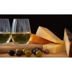 Wine and Cheese Pairing for Two or Four at Z Place for Wine, Cheese, and More (Up to 44% Off)