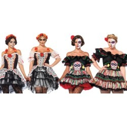 Leg Avenue Day of the Dead Costumes