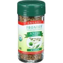 Organic Anise Whole Seed ( 4 - 1.44 oz bottles )