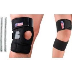 Running Jumper Band Patella Knee Strap Tendon Adjustable Fully Running