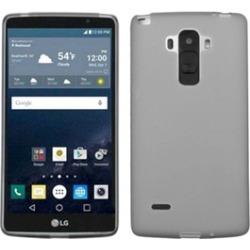 Insten Hard Rubberized Cover Case For LG G Stylo Smoke