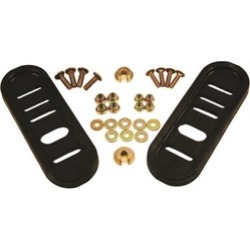 Arnold 490-241-0010 Universal Poly Slide Shoes For Snow Throwers