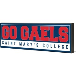 Saint Mary's College Sign