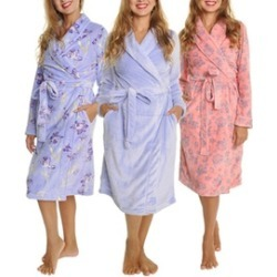 and Match Bathrobes