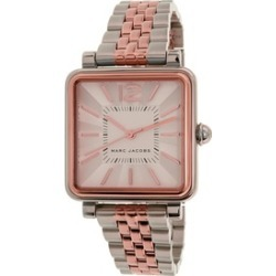 Marc By Marc Jacobs Vic MJ3463 Stainless-Steel Quartz Fashion Watch