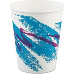 Solo Cups 370JZJ Jazz Paper Hot Cups, 10 oz.