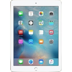 """Apple iPad Air 2 9.7"""" WiFi Tablet with MFi Certified Lightning Cable and Generic Power Adapter (Refurbished, A-Grade)"""