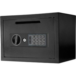 Barska Compact Keypad Depository Safe found on Bargain Bro India from groupon for $95.99