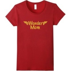 Womens Wonder Mom T-Shirt