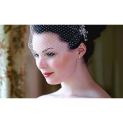 Bridal Makeup or Bridal Updo at QT Beauty Center (Up to 50% Off)