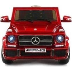 Mercedes Benz G65 AMG Upgraded Version 12V Ride On Toy Car LED Kids
