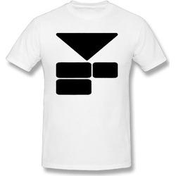 yeaz Unisex StarChest Printed Tshirts White Tshirts