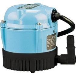 Little Giant Pump 501003 Intake Submersible Pump, 205 GPH