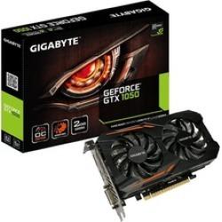 Gigabyte Nvidia GV-N1050OC-2GD GT x 1050 OC 2GB GDDR5 PCI-E Video Card
