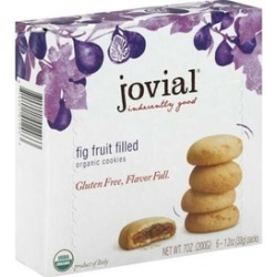 Fig Fruit Gluten Free Cookies ( 10 - 7 oz boxes )