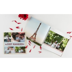 Hardcover and Softcover Photo Books