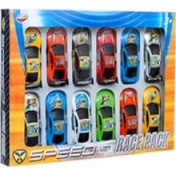 Racing 12pc 3 5  Asst