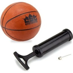 Brybelly Holdings 5 in. Mini Basketball with Needle and Inflation Pump