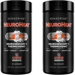 Xenadrine NeuroHeat Effective Weight Loss Pill (120-Count)