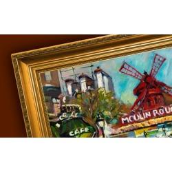 $27 for $75 Worth of Paintings, Frames, Custom Framing at Art & Framing Gallery