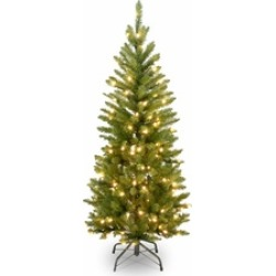 National Tree KW7-300-45 4.5 ft. Kingswood Fir Pencil Tree