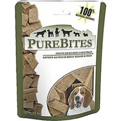 Pure Treats 789003 Pure Bit Beef-Liver Fd Treats 8.8 Oz.