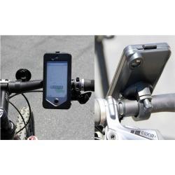 Waterproof Case Bike Handlebar Mount for iPhone 5 5s