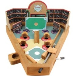 Classic Wood Pinball-Style Baseball Game found on Bargain Bro India from groupon for $21.49