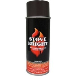 Forrest Paint Co. 6230 Goldenfire Brown Stovebright Touch Up Paint