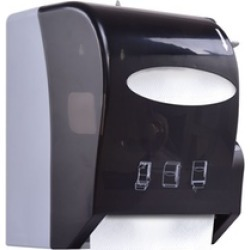 Roll Paper Towel Dispenser Wall Mount Heavy Duty Commercial Home